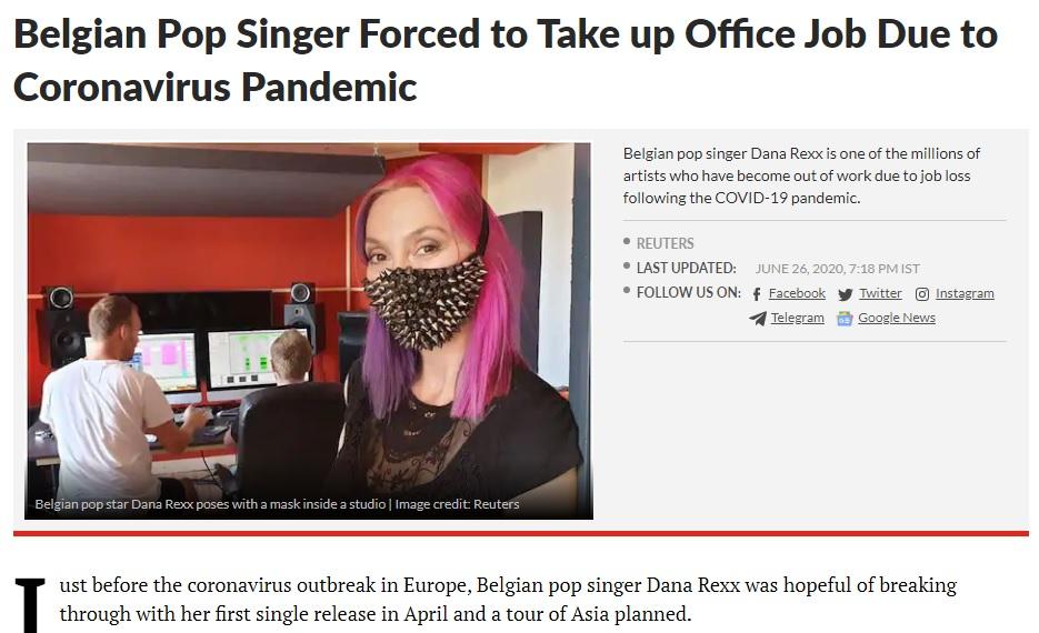andere baan zoeken overstappen in crisistijd zangers